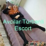 avcilar turbanli escort hanife